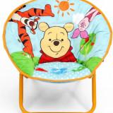 Fotoliu Pliabil Pentru Copii Disney Winnie - Masuta/scaun copii Delta Children