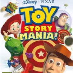 Toy Story Mania Pc - Jocuri PC Disney, Actiune, 3+, Single player