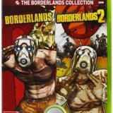 The Borderlands Collection Borderlands And Borderlands 2 Xbox360 - Jocuri Xbox 360, Shooting, 18+
