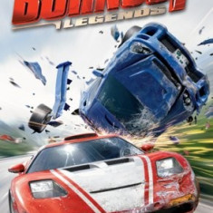 Burnout Legends Psp - Jocuri PSP Electronic Arts, Curse auto-moto, 12+