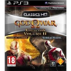 God Of War Collection 2 Origins Ps3 - Jocuri PS3 Sony, Shooting, 18+
