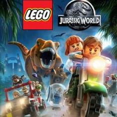 Lego Jurassic World Nintendo Wii U - Jocuri WII U, Actiune, 12+