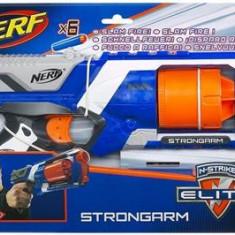 Pistol Nerf N-Strike Elite Strongarm Blaster - Pistol de jucarie