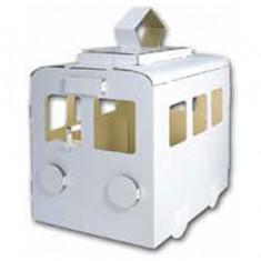 Trenulet De Carton Pentru Colorat 852