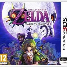 Legend Of Zelda Majoras Mask Nintendo 3Ds - Jocuri Nintendo 3DS, Actiune, 12+