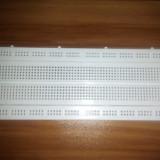 PLACA BREADBOARD TEST 840 PUNCTE PCB PENTRU ARDUINO PIC AVR ARM STM32 BREADBOARD