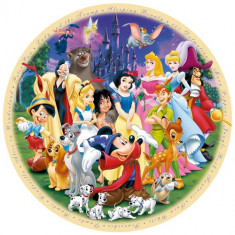 Puzzle Ravensburger Minunata Lume Disney, 1000 Piese