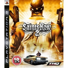 Saints Row 2 Ps3 - Jocuri PS3 Thq