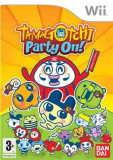 Tamagotchi Party On Nintendo Wii