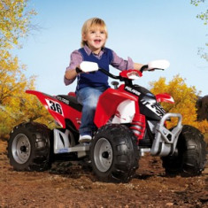 Peg Perego - Polaris Outlaw - Masinuta electrica copii