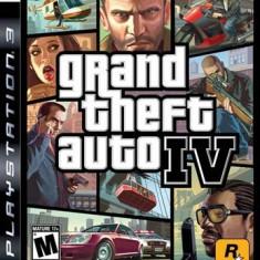 Grand Theft Auto Iv Ps3 - Jocuri PS3 Rockstar Games, Actiune, 18+