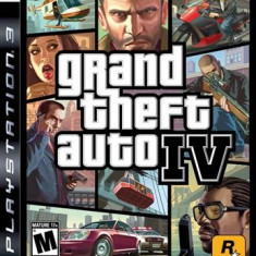 Grand Theft Auto Iv Ps3 - Jocuri PS3 Rockstar Games