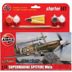 Kit Constructie Avion Supermarine Spitfire Mkia - Set de constructie Airfix