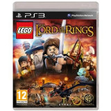 Lego Lord Of The Rings Ps3, Actiune, 12+