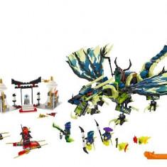 Lego® Ninjago Atacul Dragonului Morro - 70736