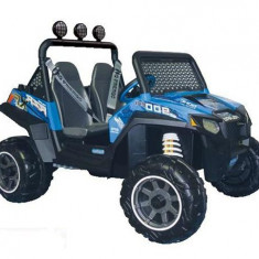 Peg Perego - Polaris Ranger Rzr 900 Blue - Masinuta electrica copii