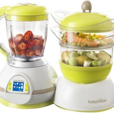 Babymoov-A001100-Robot Multifunctional 5 In 1 Nutribaby