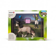Set Cal Andalusian Schleich 42270 - Figurina Animale
