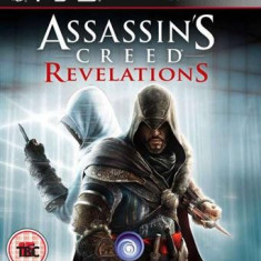 Assassin's Creed Revelations Ps3 - Jocuri PS3 Ubisoft, Actiune, 18+