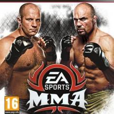 Ea Sports Mma Ps3 - Jocuri PS3 Electronic Arts, Sporturi, 12+