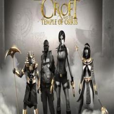 Lara Croft And The Temple Of Osiris Pc - Joc PC Square Enix, Role playing, 12+