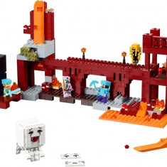 Lego® Minecraft Fortareata Din Nether - 21122