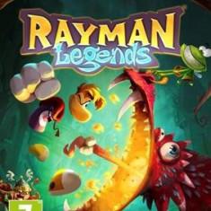 Rayman Legends Xbox360 - Jocuri Xbox 360, Actiune, 3+