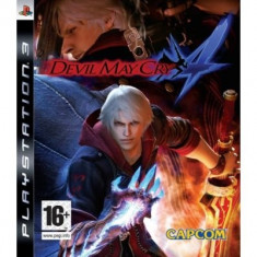 Devil May Cry 4 Ps3 - Jocuri PS3 Capcom, Actiune, 16+