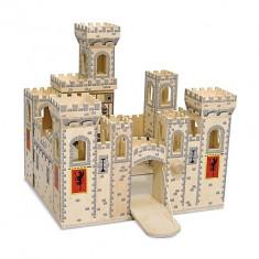 Melissa & Doug Castel Medieval Pliabil - Jocuri arta si creatie