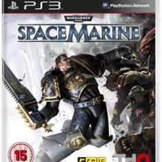 Warhammer 40000 Space Marine Ps3 - Jocuri PS3 Thq, Actiune, 18+