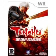 Tenchu Shadow Assassins Nintendo Wii - Jocuri WII Ubisoft, Actiune, 16+