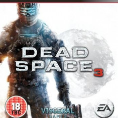 Dead Space 3 Ps3 - Jocuri PS3 Electronic Arts