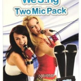 We Sing 2 Mic Pack Nintendo Wii - Jocuri WII, Simulatoare, 12+
