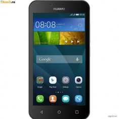 Geam HUAWEI ASCEND Y5 Y560 Tempered Glass 0.3mm - Folie de protectie Huawei, Lucioasa