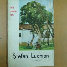 Stefan Luchian  album pictura Bucuresti 1961 11 ilustratii color