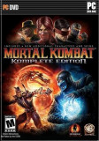 Mortal Kombat Komplete Edition Pc, Actiune, 18+