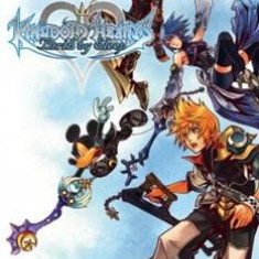 Kingdom Hearts Birth By Sleep Psp - Jocuri PSP Square Enix