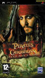 Pirates Of The Caribbean Dead Man's Chest Psp, Actiune