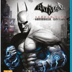Batman Arkham City Armored Edition Nintendo Wii U - Jocuri WII U, Role playing, 16+