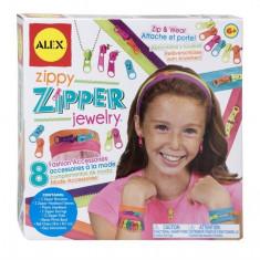 Bijuterii Cu Fermoare Alex Toys - Jocuri arta si creatie