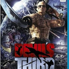 Devil's Third Nintendo Wii U - Jocuri WII U, Actiune, 16+