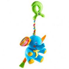 Tiny Love Prietenul Istet Elefantelul Eli - Jucarie zornaitoare