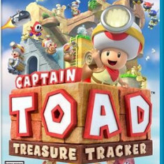 Captain Toad Treasure Tracker Nintendo Wii U - Jocuri WII U, Actiune, 12+