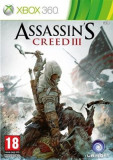 Assassin's Creed 3 Xbox360, Actiune, 18+