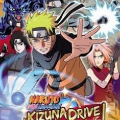 Naruto Shippuden Kizuna Drive Psp - Jocuri PSP, Actiune, Multiplayer