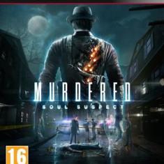 Murdered Soul Suspect Ps3 - Jocuri PS3 Square Enix, Actiune, 16+