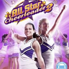 All Star Cheerleader 2 Nintendo Wii - Jocuri WII Thq, Simulatoare, 3+