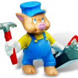 Little Pigs Mechanic - Figurina Desene animate Bullyland