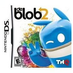 De Blob 2 Nintendo Ds - Jocuri Nintendo DS Thq