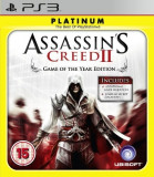 Assassin's Creed 2 Goty Edition Ps3, Actiune, 18+, Ubisoft